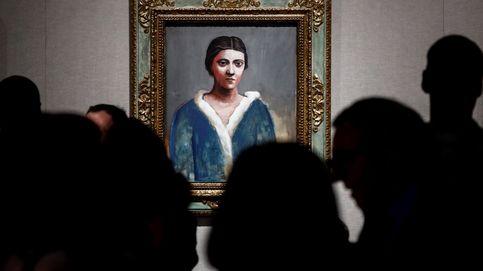 'Picasso y Khokhlova' en Moscú