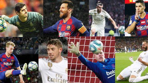 FC Barcelona - Real Madrid | ¿Quién ha sido el mejor jugador del Clásico?