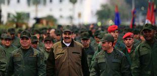 Post de Maduro trata de recuperar el control: