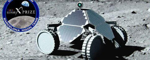 Foto: Un robot español viajará a la Luna en 2014