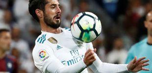 Post de Isco, de querer irse a ser el único clavo ardiendo al que se agarra el Real Madrid