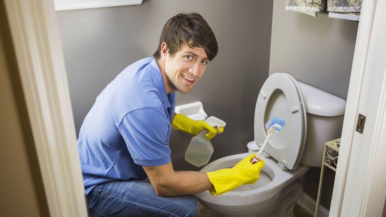 Higiene limpias mal tu ba o la mejor manera y la m s - Como limpiar el bano ...