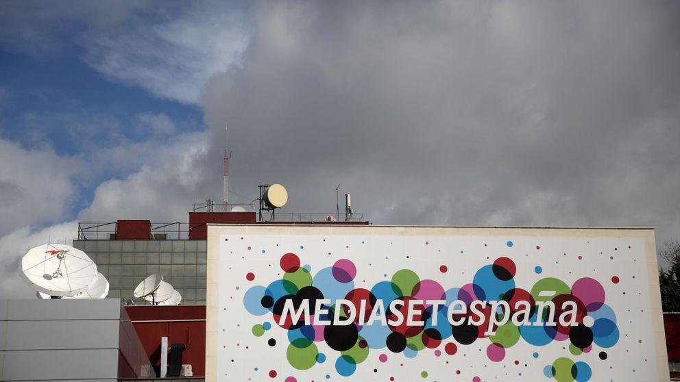 Mediaset se estanca hasta marzo lastrada por la caída de la publicidad en televisión