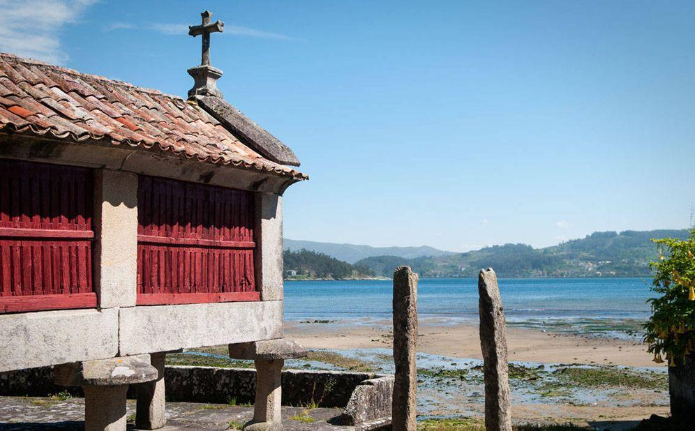 Foto: Combarro es mar, hórreos y barcos. (Foto: Turismo Rías Baixas)