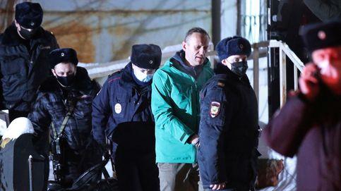 Coordenadas   ¿Es el arresto de Navalni una muestra de que Putin le teme?