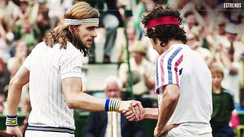 'Borg McEnroe': si quería revivir el mejor tenis de la historia... mejor en YouTube