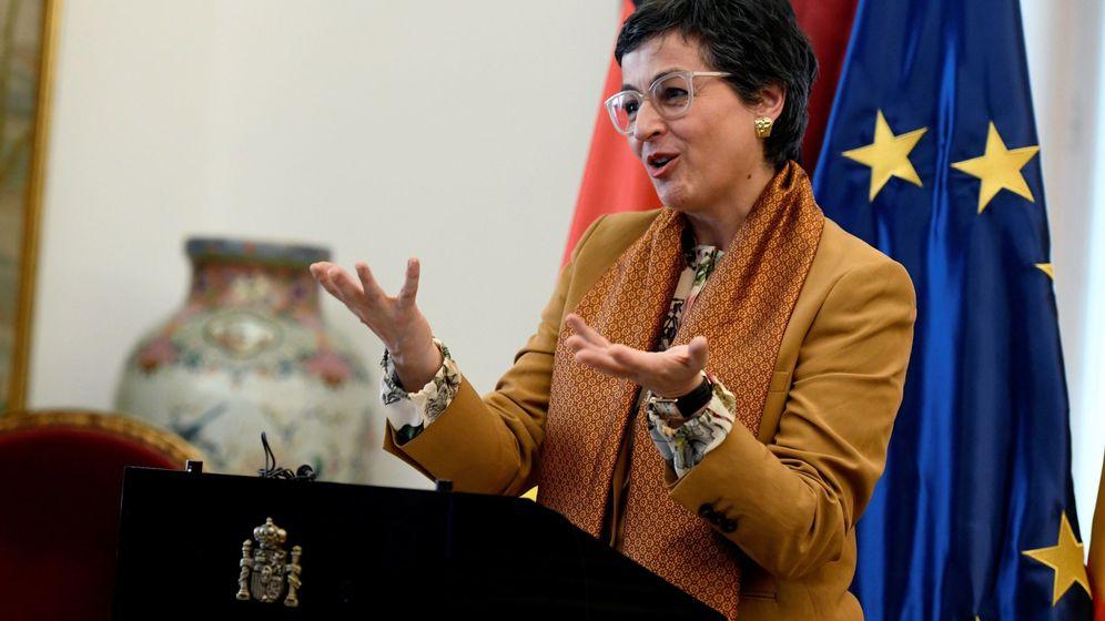 Foto: La ministra de Asuntos Exteriores de España, Arancha González Laya. (EFE)