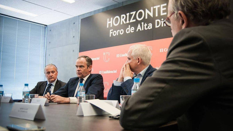 Íñigo Meirás, CEO de Ferrovial: Confío más en el plan Trump que en el plan Juncker