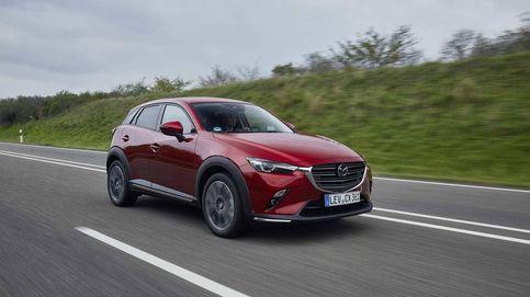 El Mazda actualiza su CX-3 con un nuevo motor más eficiente