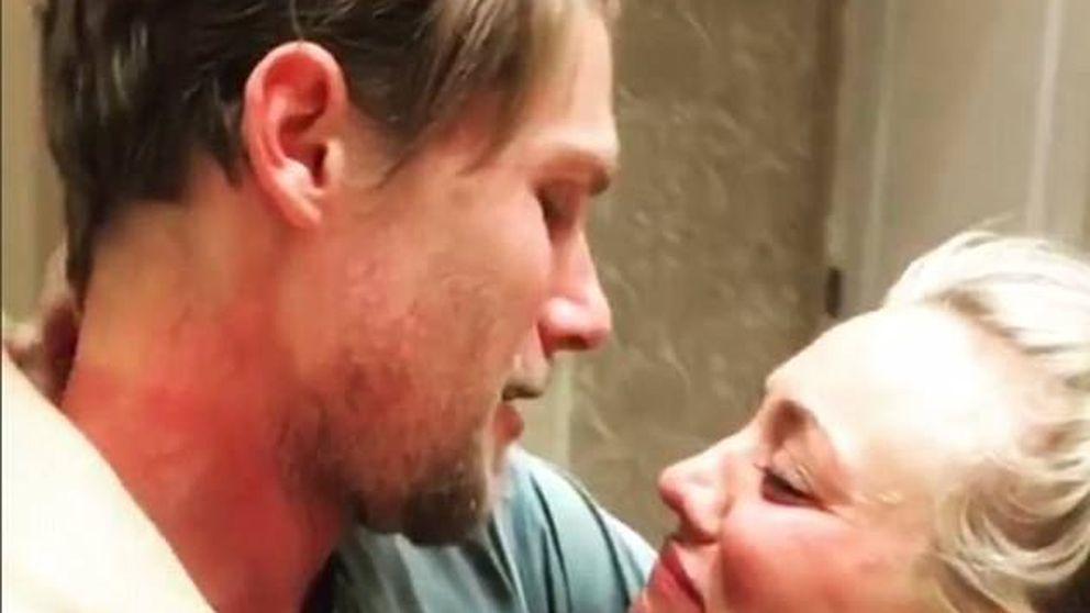 Kaley Cuoco se casa: las lágrimas de la actriz al ver la alianza de compromiso