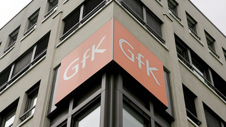 Vista exterior de la sede del Instituto de Estudios de Mercado GfK en Nuremberg, Alemania. (EFE)