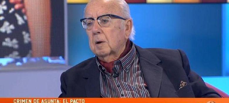 Foto: Antena 3 pagó 3.000 euros al abuelo de Asunta por una entrevista