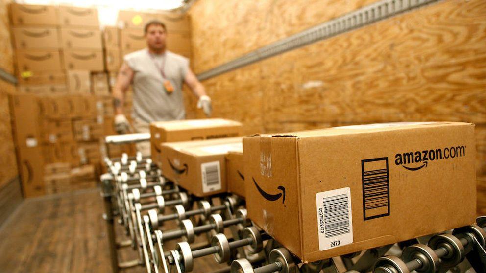El fin de los repartidores, o cómo Amazon va a apuñalar a las grandes 'paqueteras'