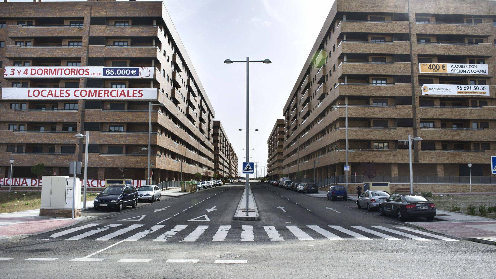 Foto: Mercado Inmobiliario español