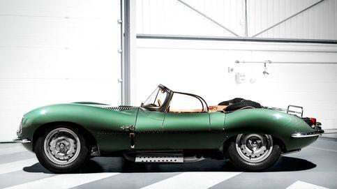 El nuevo Jaguar de los años 50