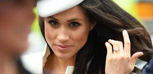 Post de El elegante look de Meghan Markle para su primer acto oficial con Isabel II