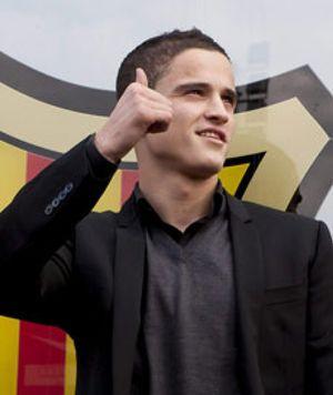 Afellay ya está en Barcelona y firmará este viernes su contrato