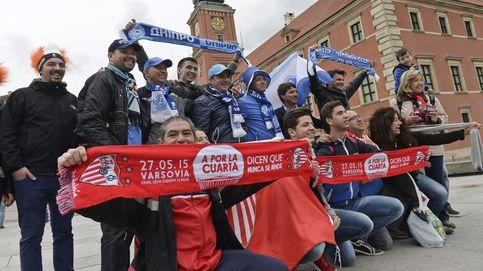El Sevilla se hace grande en Europa y habrá cinco españoles Champions