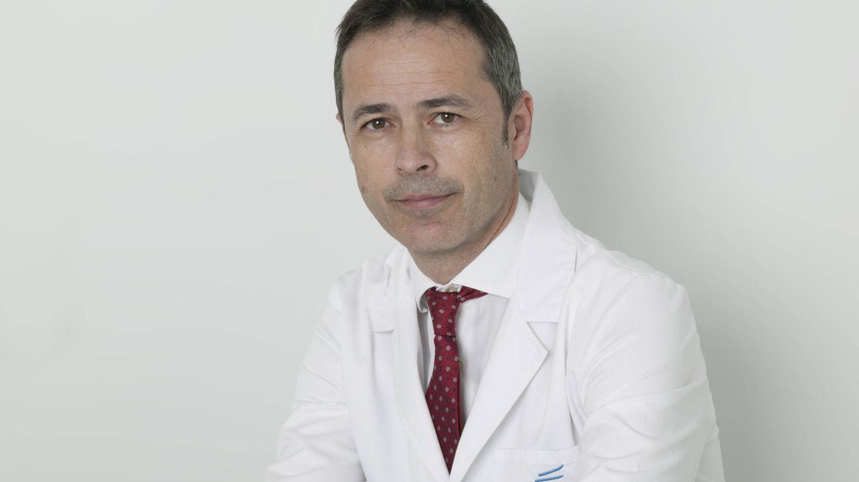 Dr. Enrique Gómez, experto en eccemas y en el manejo de cortisona en dermatología del CDI.