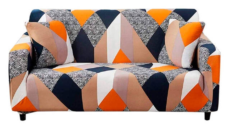 Funda de sofá elástica Hotniu de material transpirable