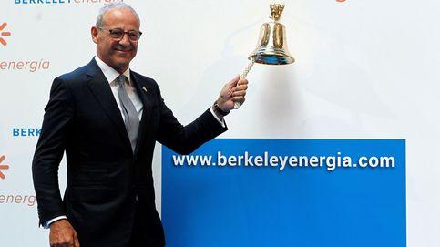 Berkeley Energía debuta en la Bolsa española con tímidas subidas