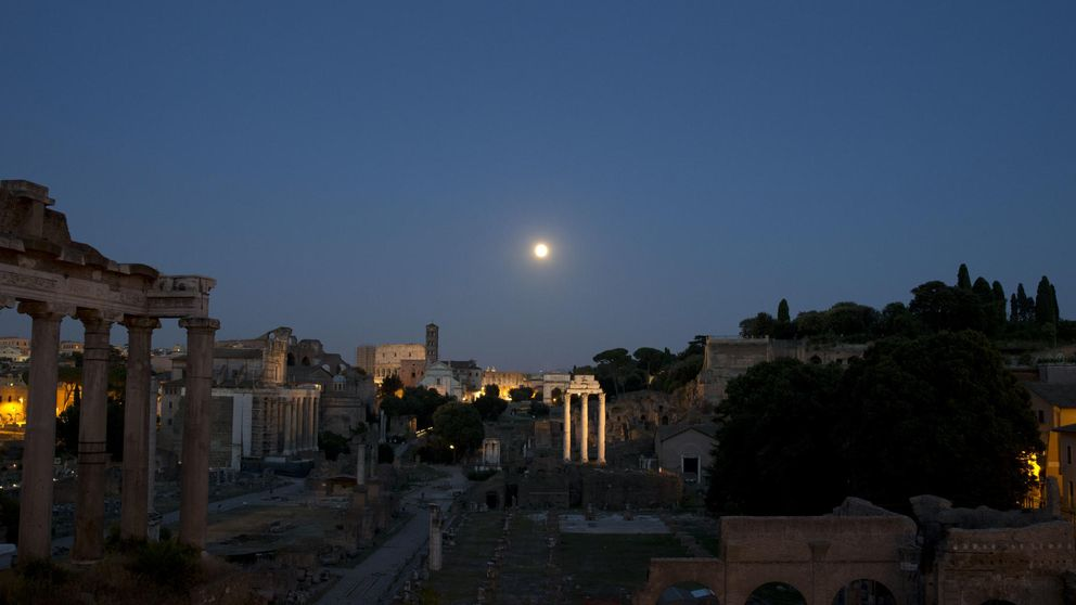 Las imágenes que nos dejan las Perseidas
