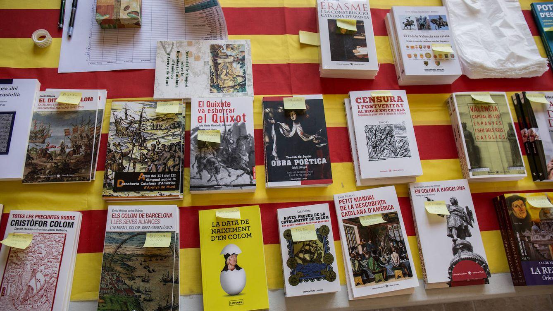 De TV3 a la Generalitat: lluvia de contratos a los historiadores 'indepes' de la conspiración
