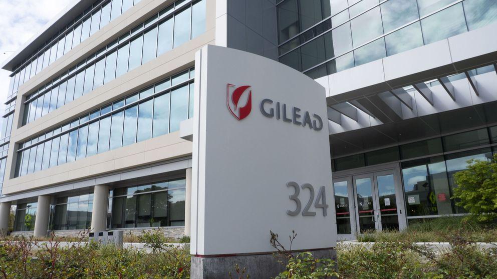 Gilead cae en bolsa tras el fiasco del primer test clínico de su fármaco contra el covid-19