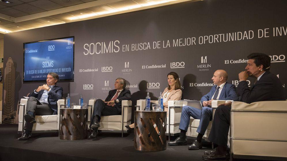 Foto: Evento Socimis: en busca de la mejor oportunidad de inversión