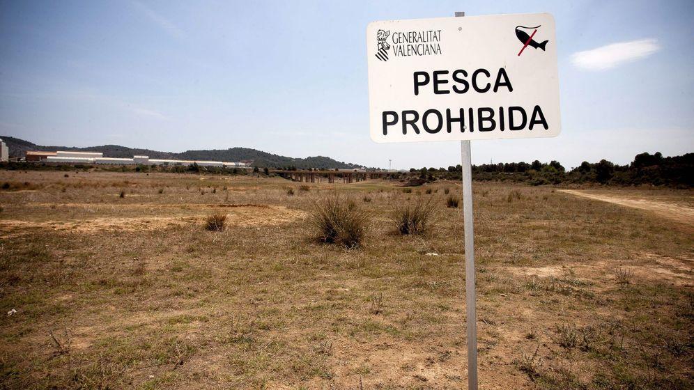 Foto: Embalse de María Cristina, en las inmediaciones de Castellón de la Plana, en 2014. (EFE)