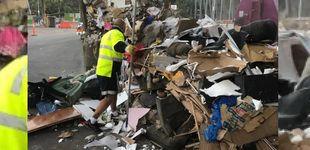 Post de Remueven 30.000 kilos de basura para encontrar su anillo de boda