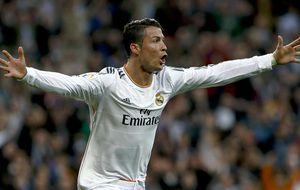 Cristiano podría hacer en 6 años la proeza que Raúl tardó en lograr 16