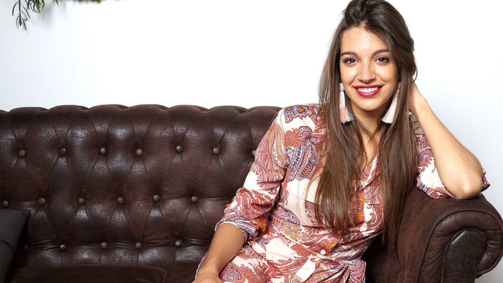 Foto:  Ana Guerra, en una producción de Vanitatis. (Olga Moreno)