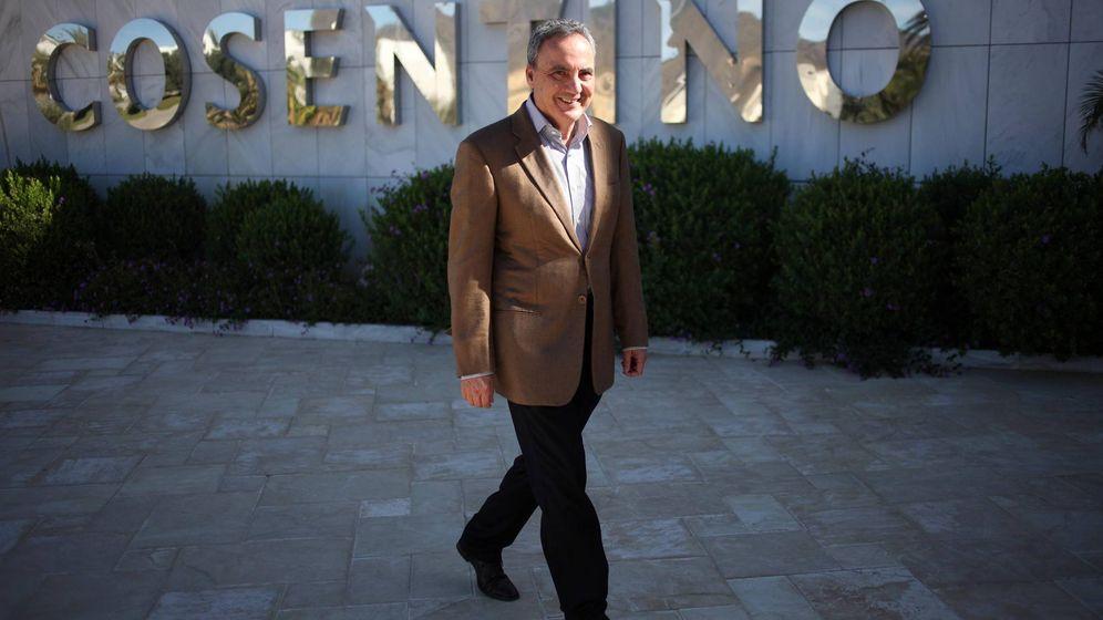 Foto: Francisco Martínez-Cosentino, presidente de Cosentino. (Fernando Ruso)