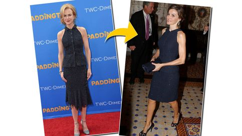 Las pruebas de que Letizia se inspira en Nicole Kidman a la hora de vestir