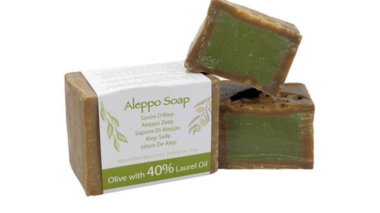 Jabón natural de Alepo Amity