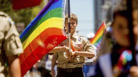 Los Boy Scouts permiten a los homosexuales ser monitores