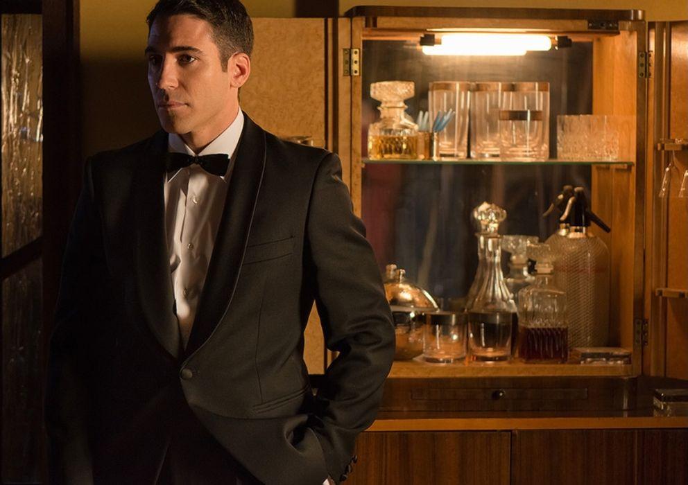 Foto: El actor Miguel Ángel Silvestre, en una imagen de archivo de la serie 'Velvet'