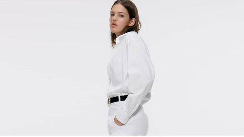 Tras la organza, llega el popelín: la nueva palabra (y tejido) fetiche de Zara