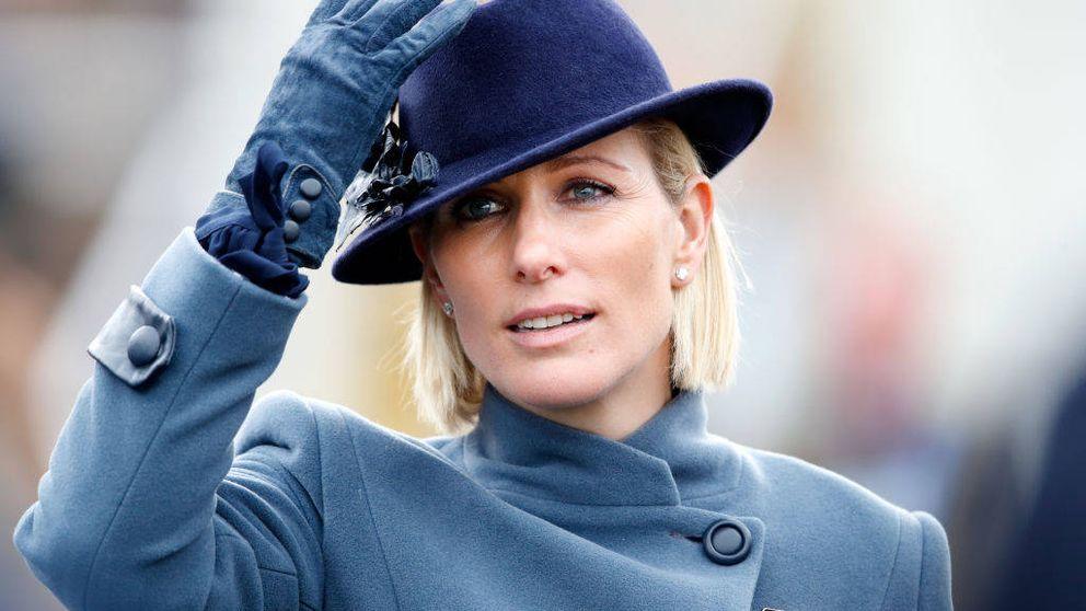 La evolución de estilo de Zara Phillips: de fan del negro a reina de los tocados