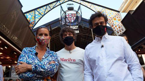 Samantha, Jordi y Pepe ('MasterChef') rozan el 'crack' en pandemia