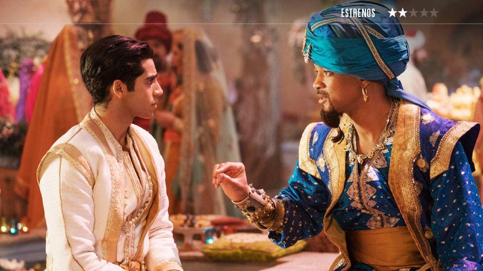 'Aladdin': ni Will Smith salva una versión tan forzada como acartonada