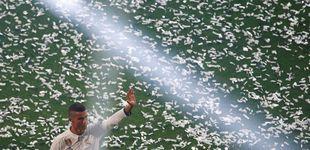 Post de Cristiano Ronaldo aplaude la primera decisión de Florentino tras su reelección