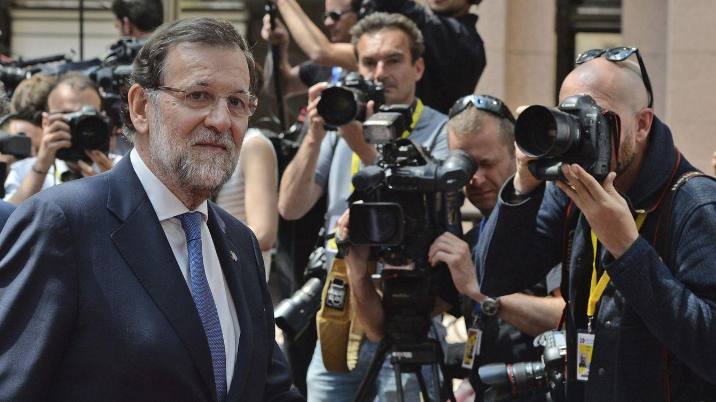 Foto: Mariano Rajoy, a su llegada a la cumbre de jefes de Estado y de Gobierno de la UE y de la Celac, en Bruselas. (EFE)