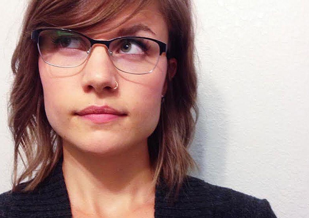 Foto: Ellen Burkhardt es una periodista 'freelance' que ha confesado en 'Salon' que planea llegar virgen al matrimonio.