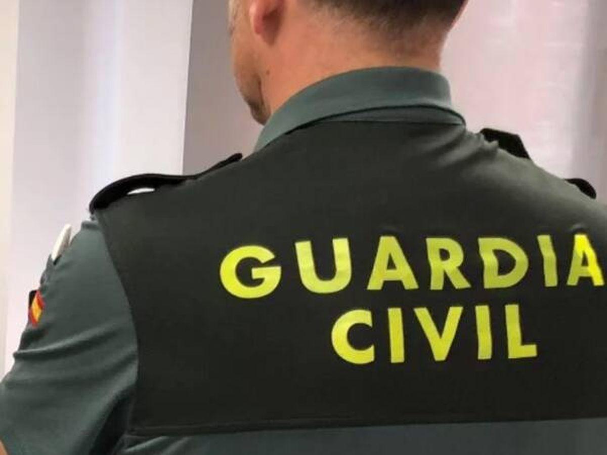 Foto: La víctima conocía a uno de los presuntos agresores. Foto: Guardia Civil