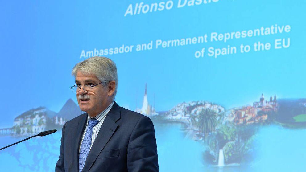 Alfonso Dastis sustituye a Margallo como ministro de Asuntos Exteriores