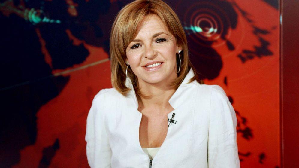 Foto: Almudena Ariza, en una imagen de TVE.
