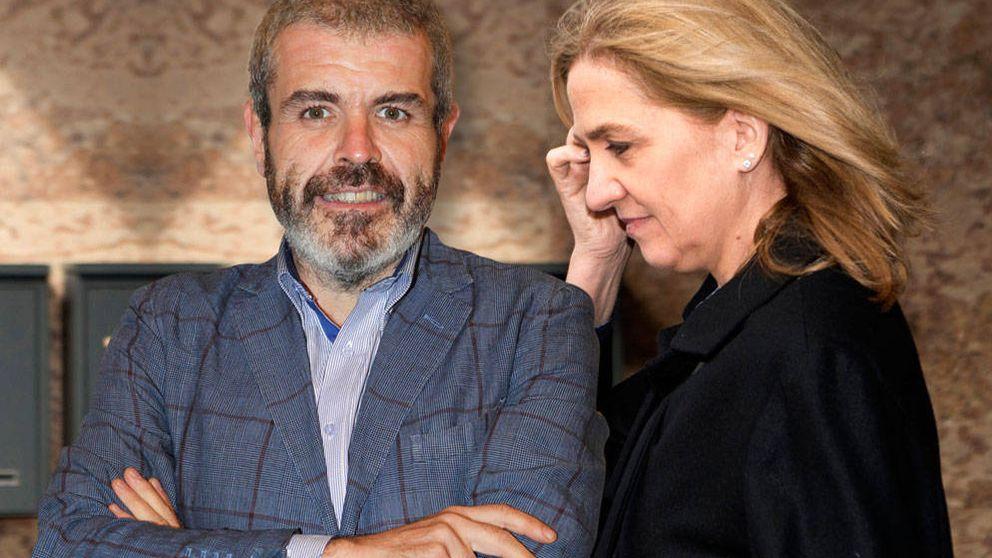 Lorenzo Caprile, el amigo fiel de la infanta Cristina