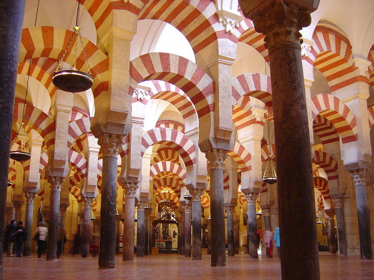 Foto: La mezquita de Córdoba. (CC/Wikimedia Commons)